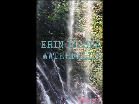 ERIN IJESHA WATERFALLS: OSUN STATE NIGERIA (OLUMIRIN WATERFALLS)