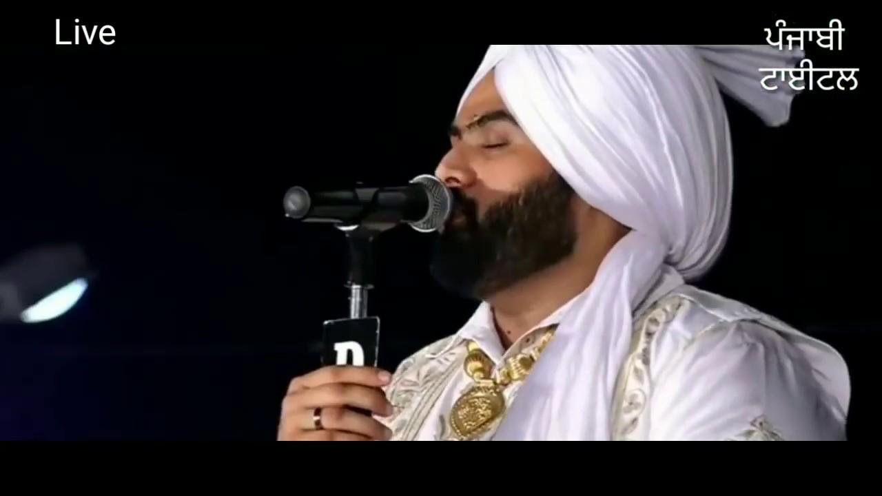 Rami Randhawa Prince Randhawa Live Lok aTath 2019 Natija Changa Nahi Hunda