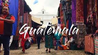Guatemala Travel Video