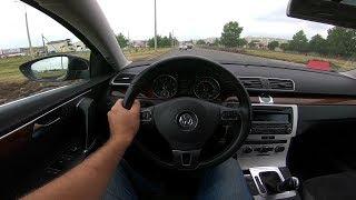 2011 Volkswagen Passat 1.8 TSI (152) DSG POV Test Drive