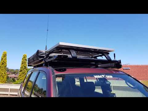 Adventure Kings Solar 110w Fixed Panel Review