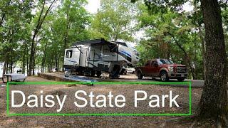 Daisy State Park | Arkąnsas State Parks | Best RV Destinations
