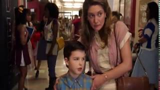 Young Sheldon S01E01 First Day In High School