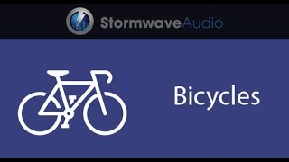 Bicycle Gear SFX Pack (Royalty-Free Sound Effects)