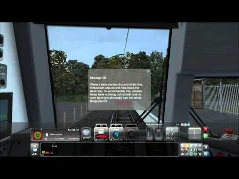 Train Simulator 2015 - Class 170 - Switching Cabs