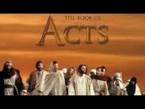 Hindi full movie hd: Acts पूरी फिल्म: अधिनियमों की पुस्तक - बाइबल