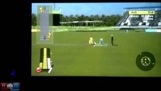 Brian Lara Cricket™ 2007 On PS™ Vita™ : India Vs Australia