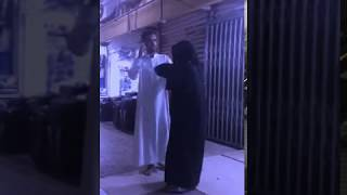 A Saudi young girl Get caught for  mobile and money stolen