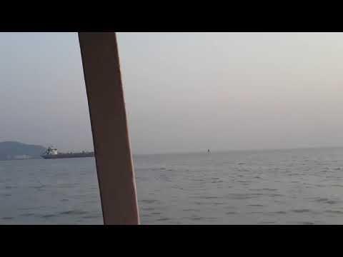 Ashish sen play in sea