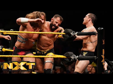 Johnny Gargano & Matt Riddle Vs. Undisputed ERA: WWE NXT, May 22, 2019