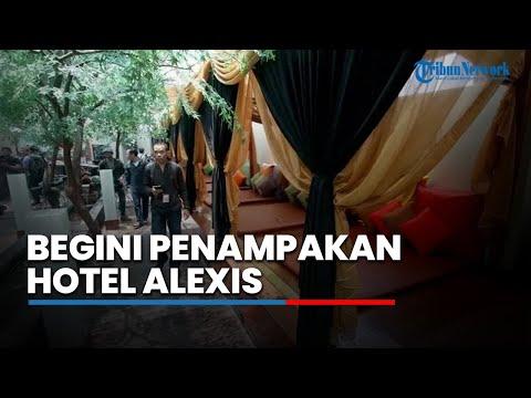Begini Penampakan 'Surga Dunia' Hotel Alexis