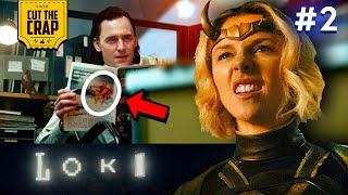 Я рассмотрел каждый кадр 2й серии Локи и вот что я нашел! | Пасхалки, киноляпы и съемочные локации
