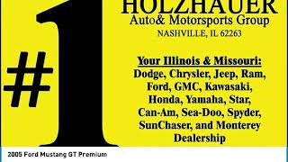 2005 Ford Mustang Holzhauer Auto and Motorsports Group 236859
