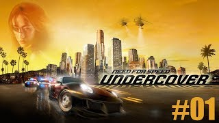 Need For Speed Undercover - Gameplay ITA - Let's Play #01 - Si parte con le prime gare