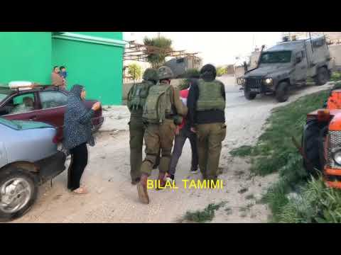 arrest in Nabi Saleh 15 3 2018