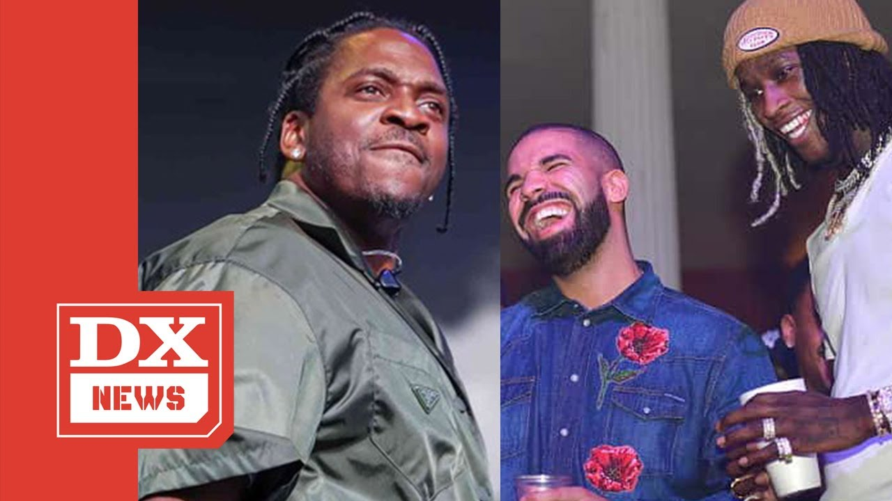 Pusha T Sets Young Thug Straight While Suggesting Drake's A Snitch - HipHopDX