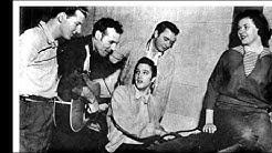 4th December 1956: Million Dollar Quartet record at Sun Studios