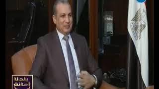 خالد علوان يواجه مدير تطوير العشوائيات بإنتقادات اهالي الاسمرات والاخير يرد