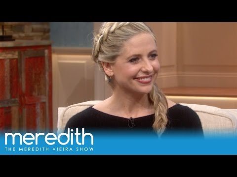 Sarah Michelle Gellar On Foodstirs, Family, and More! | The Meredith Vieira Show