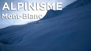 10541_ Mont-Blanc voie normale Jing Wang Saint-Gervais Tête Rousse Goûter Sommet alpinisme