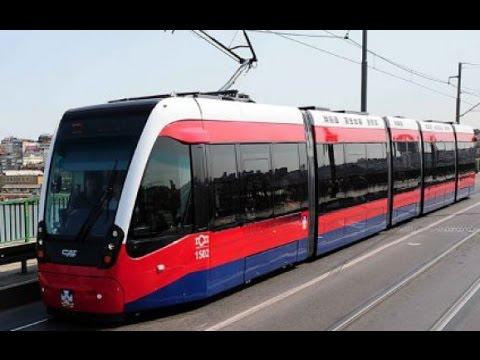 Общественный транспорт в БЕЛГРАДЕ / PUBLIC TRANSPORT IN BELGRADE / Javni prevoz u Bg-u