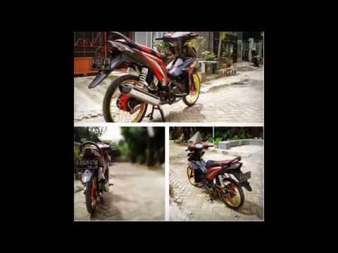 Video Modifikasi Honda Absolut Revo | Bahan Modifikasi