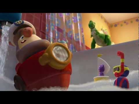 Toy Story Toons: Partysaurus Rex Preview 1