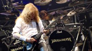 Megadeth -Blackmail The Universe (That one Night) [HD]