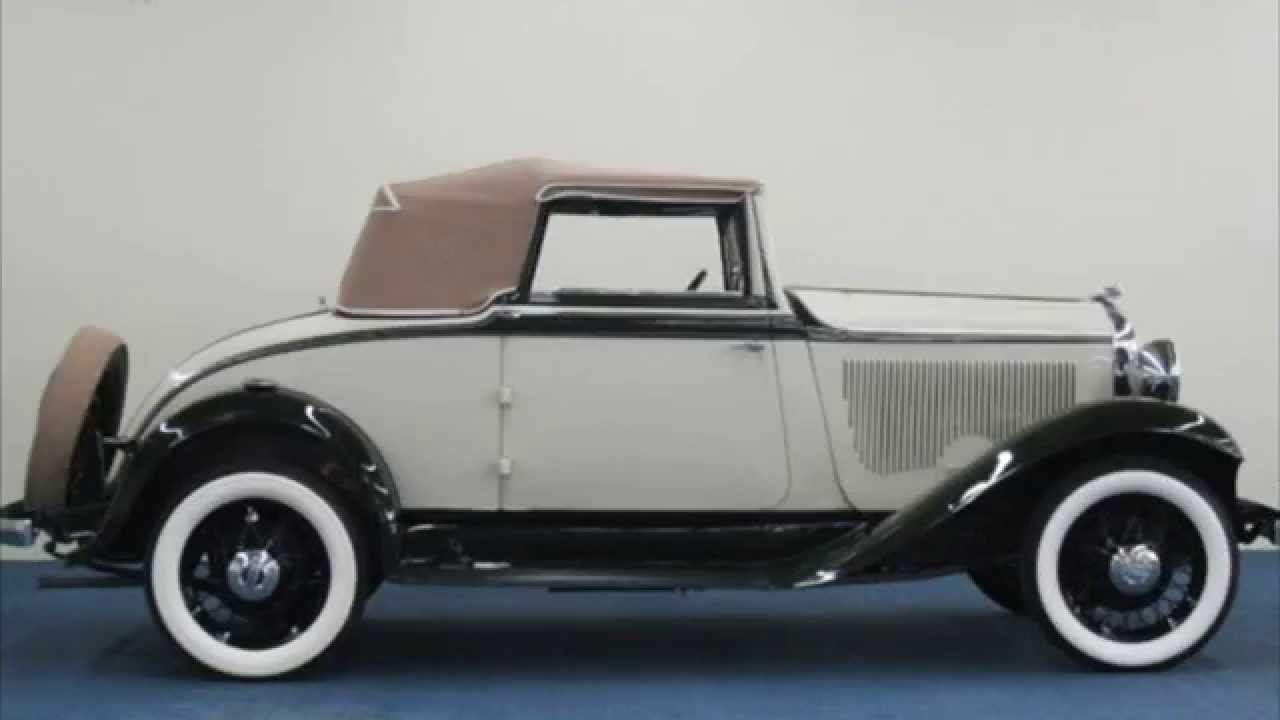 1932 plymouth pb convertible coupe youtube for 1932 plymouth 2 door sedan