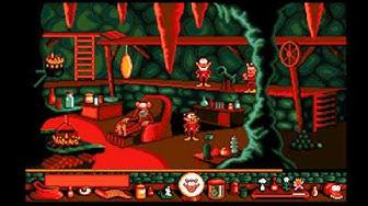 Gobliiins (1991) MS-DOS PC Game Playthrough