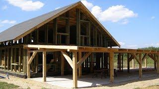 Strawbale Vlog 26 - Wiata garażowa i taras