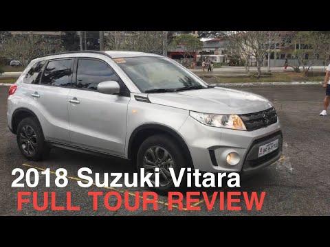 2018 Suzuki Vitara / Escudo Full Tour Review