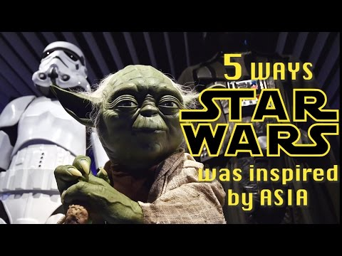 5 Ways Star Wars Was Inspired by Asia