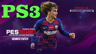 PES 2020 PS3 GEMBOX PATCH