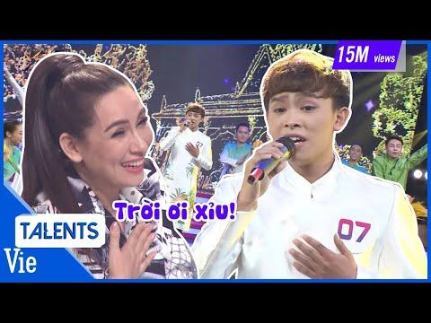 Phi Nhung bất ngờ muốn xỉu khi Hồ Văn Cường xuất hiện làm ca sĩ số 7 hát live tại Ca Sĩ Bí Ẩn