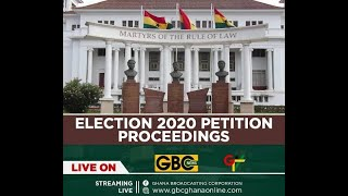 2020 Election Petition Hearing Day 3 (Jan 20)