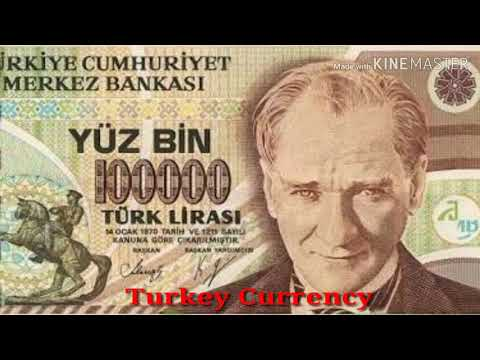 LEARN AND SEE SOME TURKEY MONEY