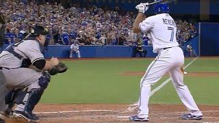 Бейсбол. MLB. Торонто Блю Джейз - Нью Йорк Янкиз (14.08.2015)