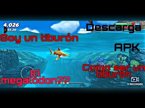 ! ! SOY UN TIBURÓN¡¡ COMO SER UN TIBURÓN / HUNGRI SHARK WORLD/ CAPÍTULO#1