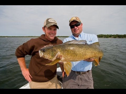 Rigging Chubs for Big Walleyes