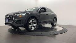 2019 Audi Q8 Lake forest, Highland Park, Chicago, Morton Grove, Northbrook, IL A191386