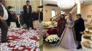 Свадьба дочки начальника пенсионного фонда с. Воскресенск.