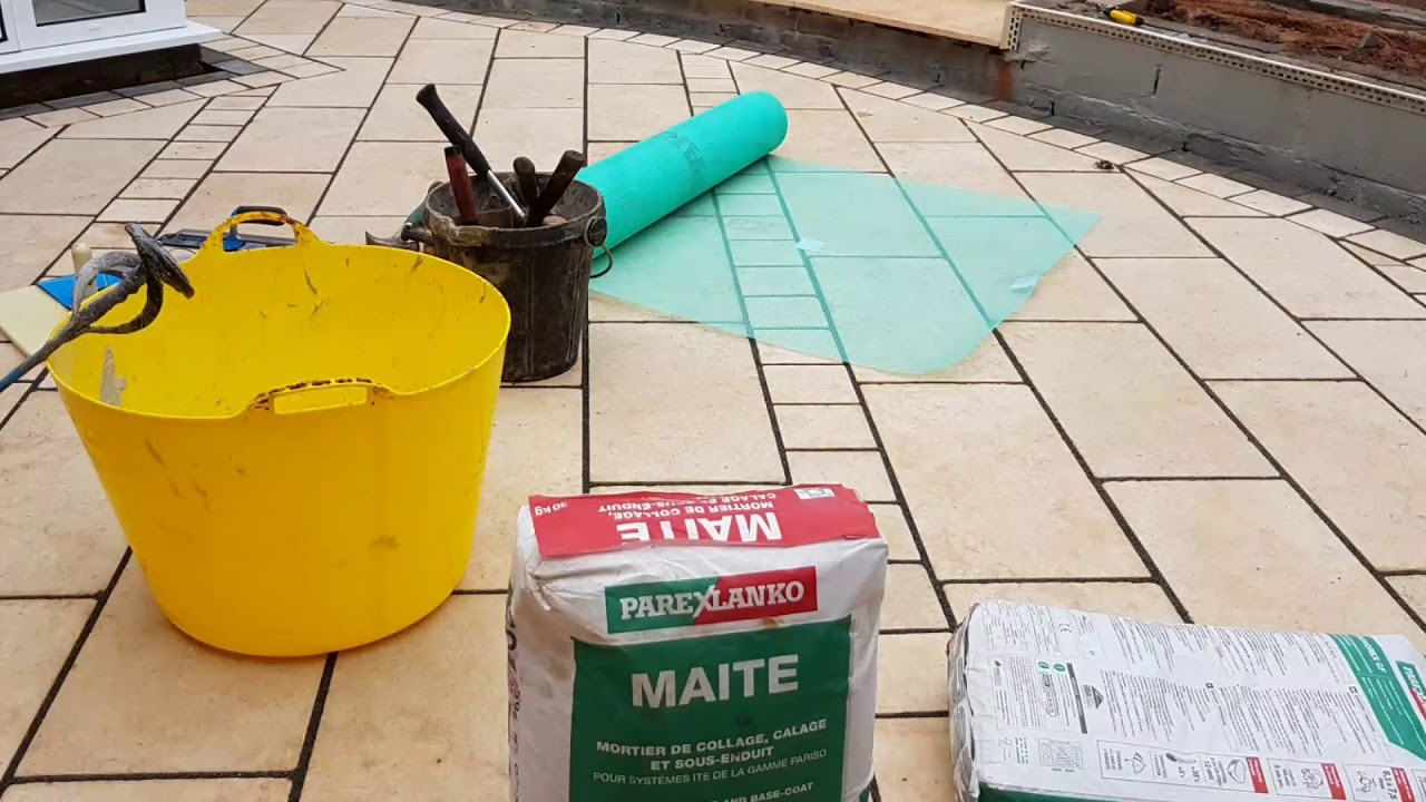 Parex Render System Basecoat Maite Guide with Johnyboy