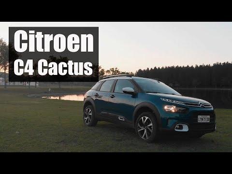 C4 CACTUS! Conheça o novo SUV da Citroën/ Vrum BRASÍLIA