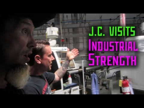Industrial Strength Body Jewelry FACTORY TOUR- THE MODIFIED WORLD