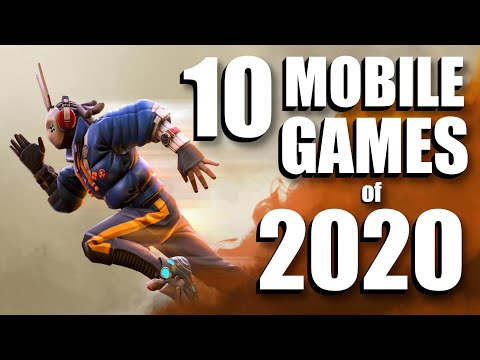 Top 10 Anticipated Mobile Games Of 2020