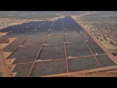 US Firms Invest in S.African Solar Energy