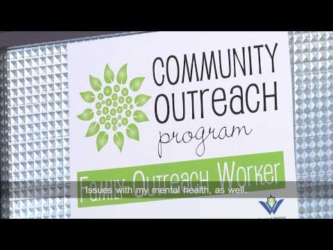 The Community Outreach Program: Amanda's Story