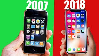 ПЕРВЫЕ ГАДЖЕТЫ от APPLЕ!  (iPhone, iPod,MacBook)