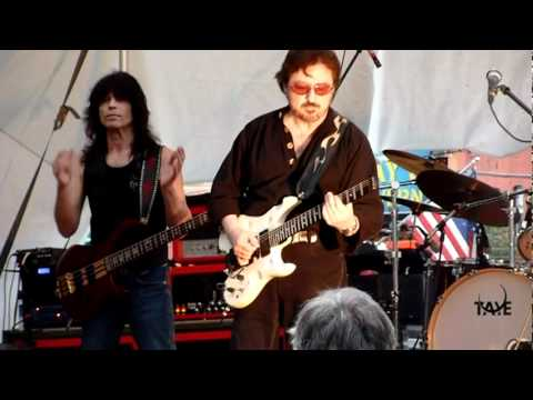 """Blue Oyster Cult - """"Godzilla and Don't Fear the Reaper """" live 6.11.11"""
